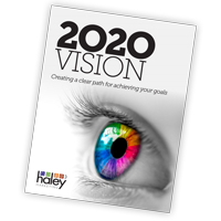 Haley Marketing 2020 Vision Workbook